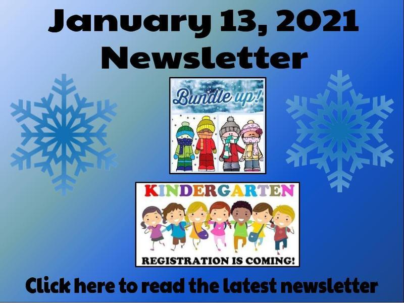 January 13, 2021 Newsletter Featured Photo