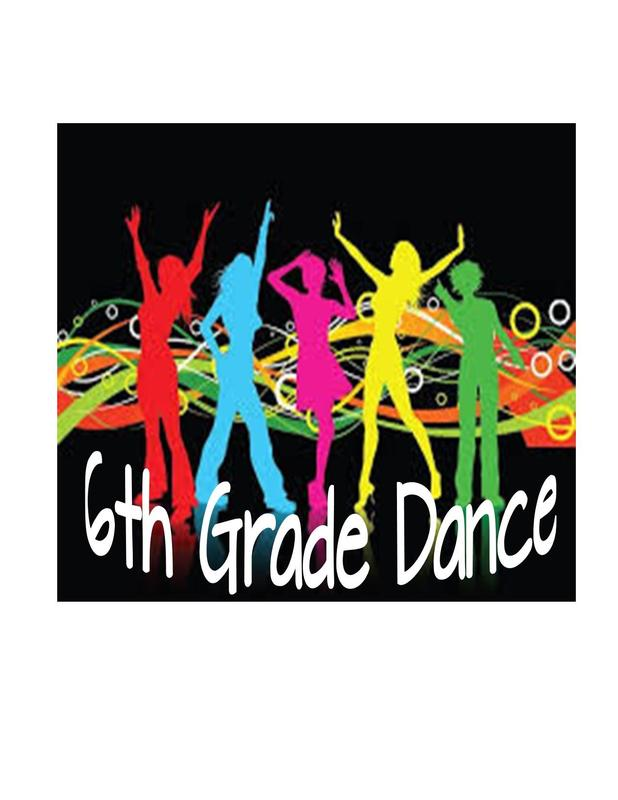 Don't Miss the 6th Grade Dance!