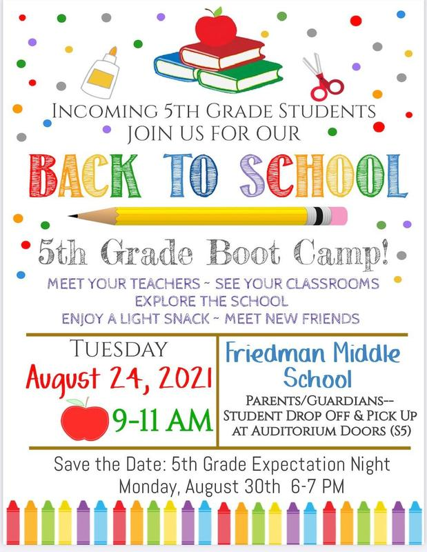 5th Grade Boot Camp Featured Photo