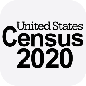 Button for Census 2020 subpage