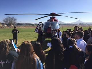 REACH Helicopter demo