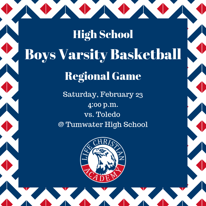 HS Boys Varsity Basketball – Regional Game Featured Photo