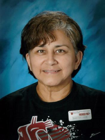 Martha Cruz, Parent Outreach Specialist