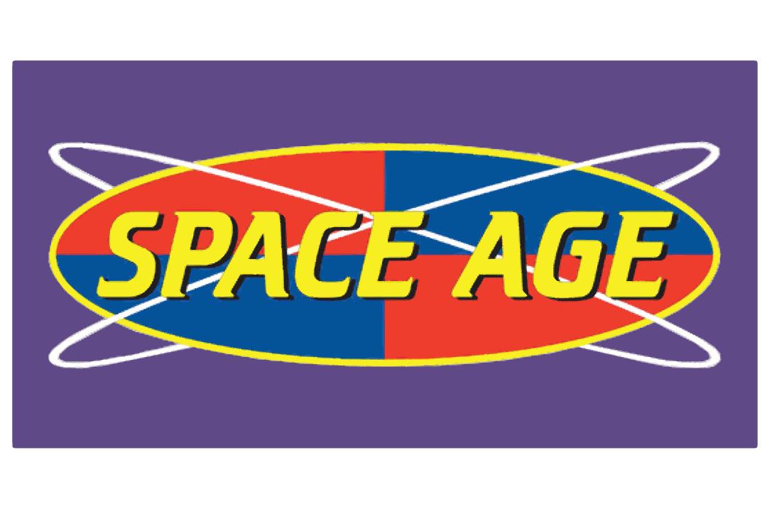 space age fuel logo