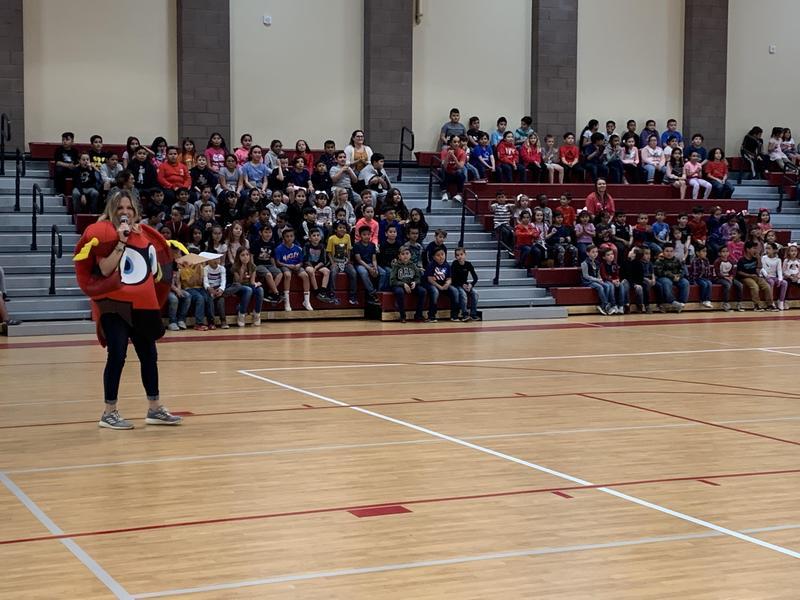 TK-5th Grade Students Kick-Off their Kids Heart Challenge! Thumbnail Image