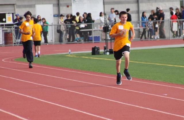 Track and Field Pacifica