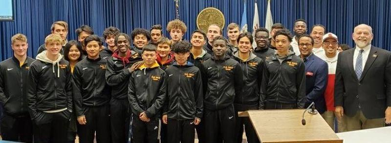 Nov. 11 declared as RIHS Boys Soccer Day Featured Photo
