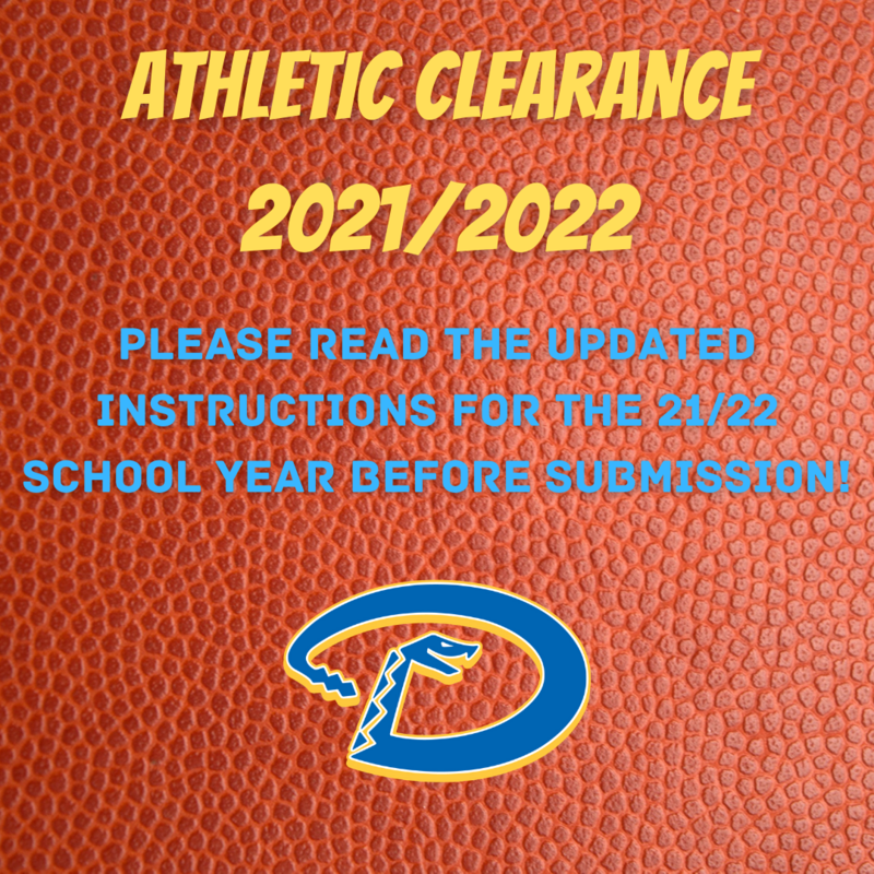 Athletic Clearance 2021/2022 Featured Photo