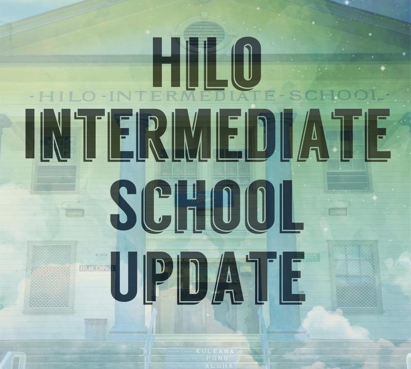 Hilo Intermediate School Update Featured Photo
