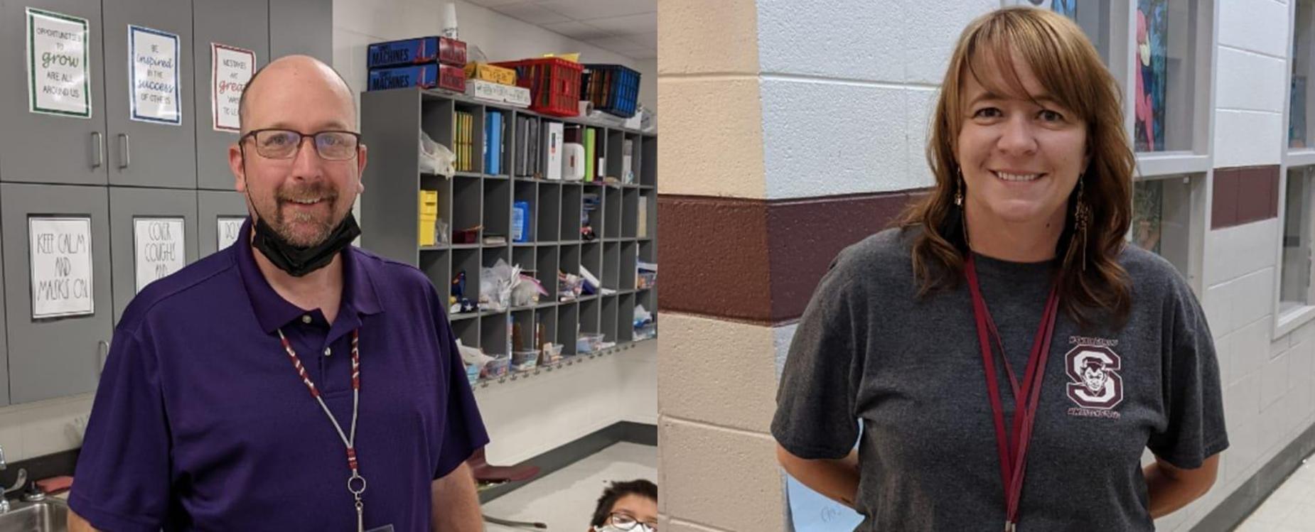 Teacher & Teacher Assistant of the Year