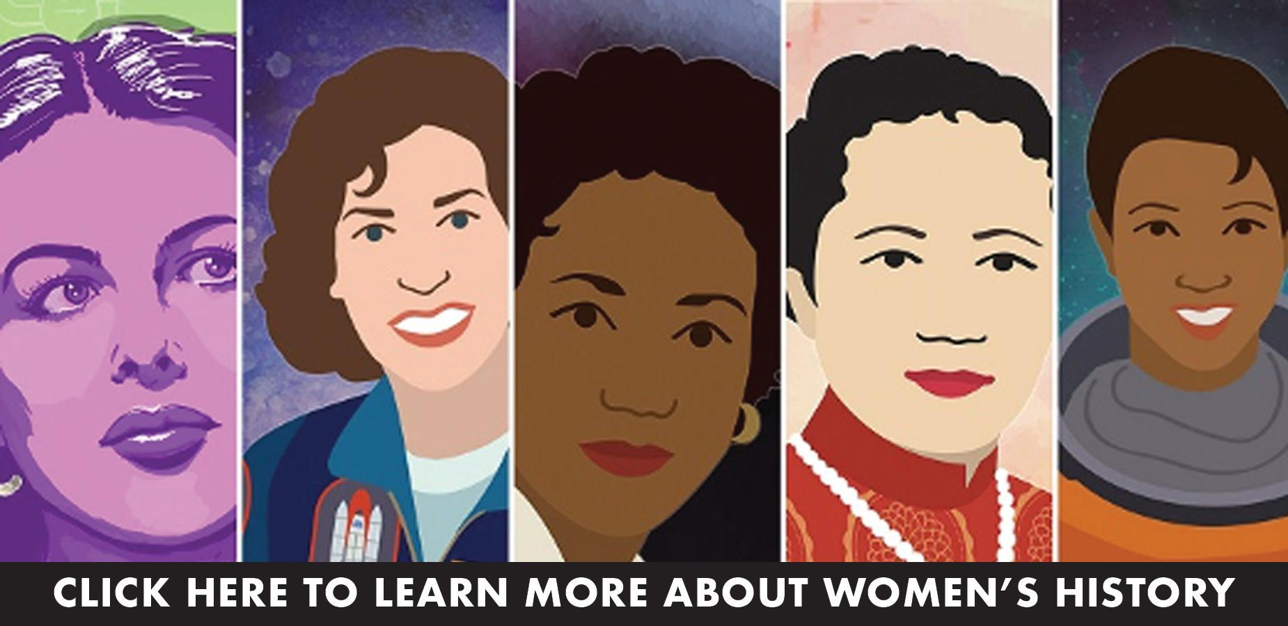 women history month