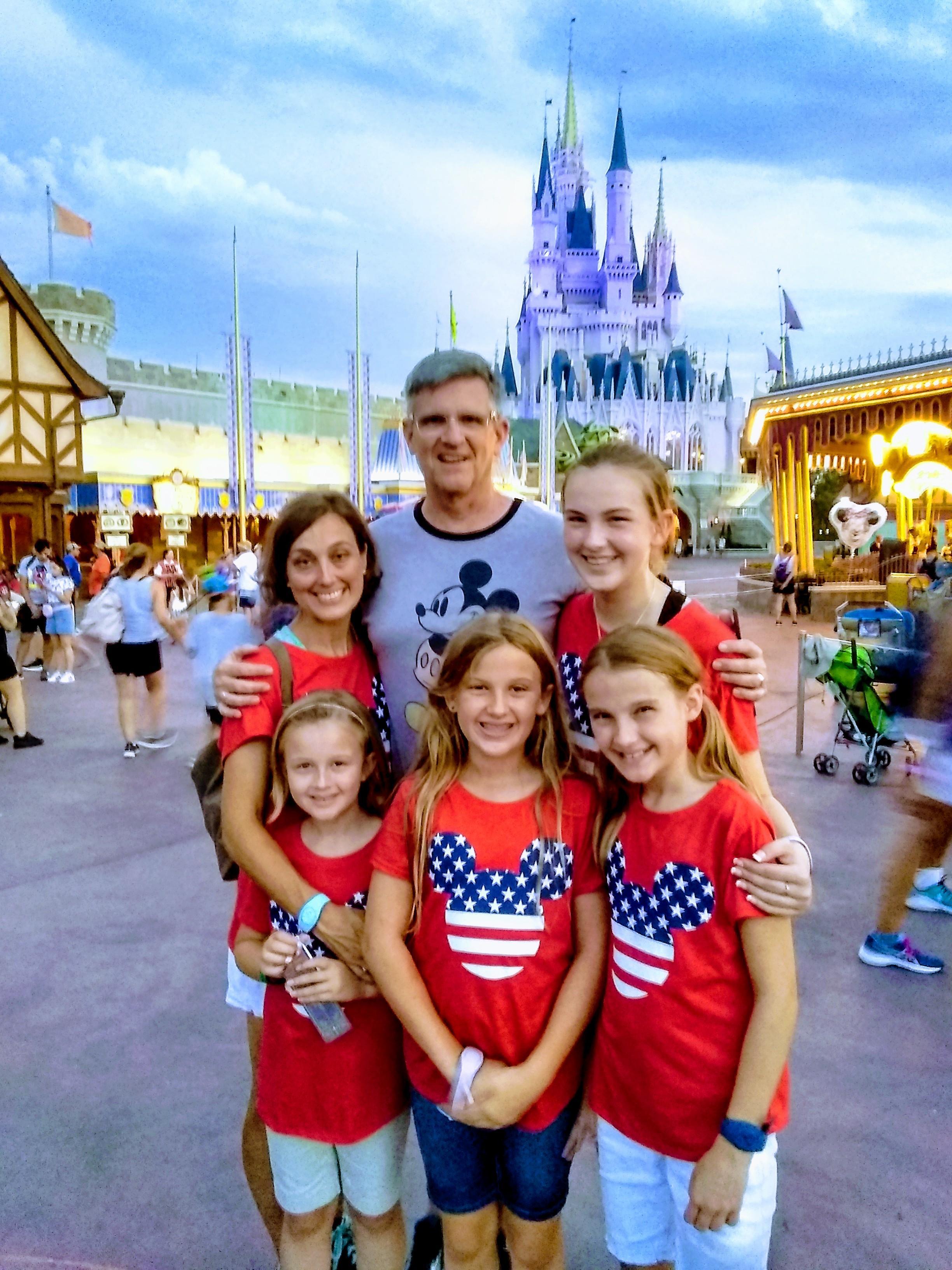 Brennans and Disney World