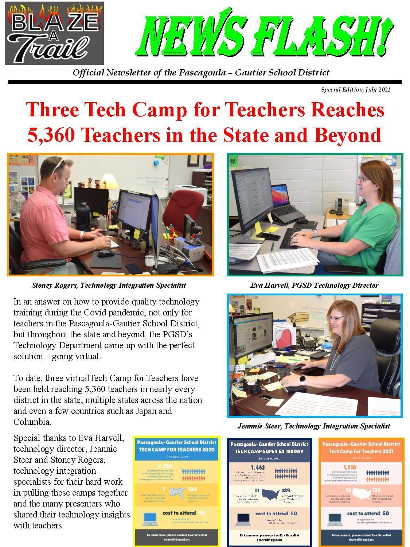 News Flash Vol 2 Issue 1