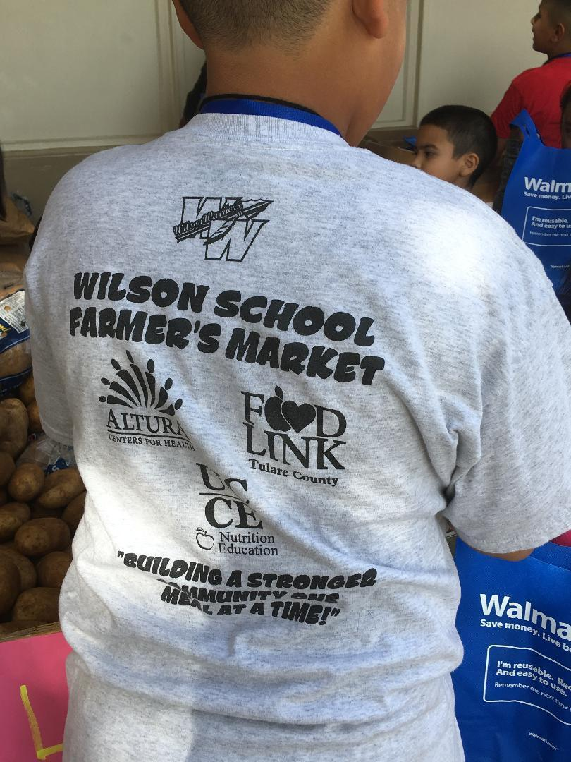 Farmer's Market Shirt