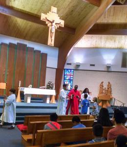 Openning Mass