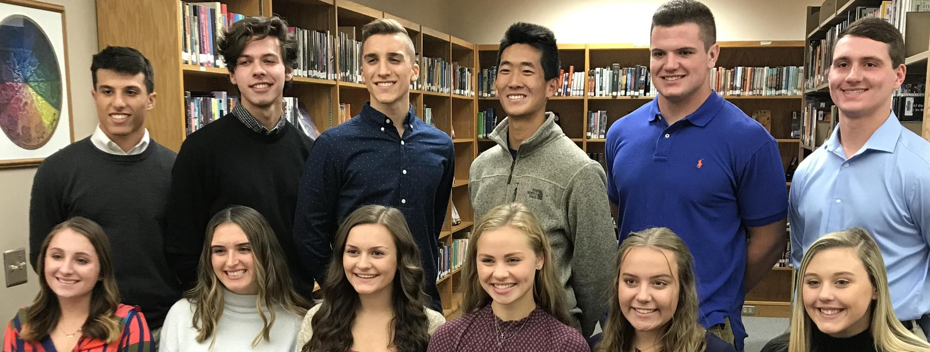 2019 FRSH Homecoming Court