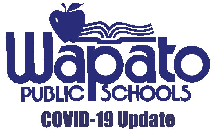 Wapato Schools COVID-19 logo