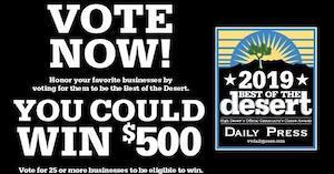 Vote Taylion Academy for the Daily Press' Best of the Desert Featured Photo