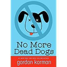 Book Cover No More Dead Dogs