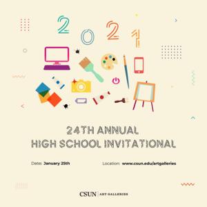 CSUN HS Art Invitational.png
