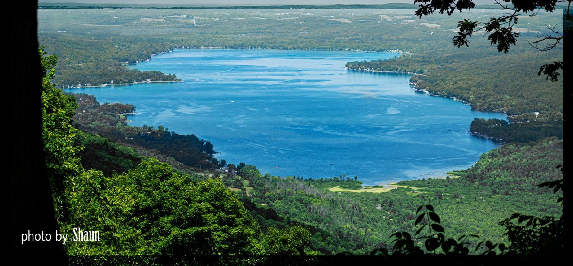 Honeoye Lake by Shaun