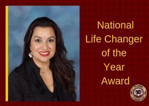 Dr. Garza Award