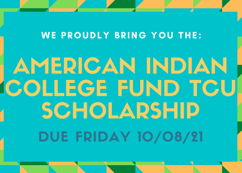 American Indian College Fund TCU Scholarship Featured Photo