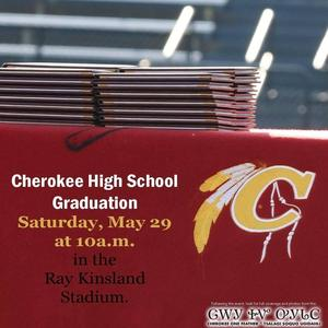 2021 CHS Graduation Announcement