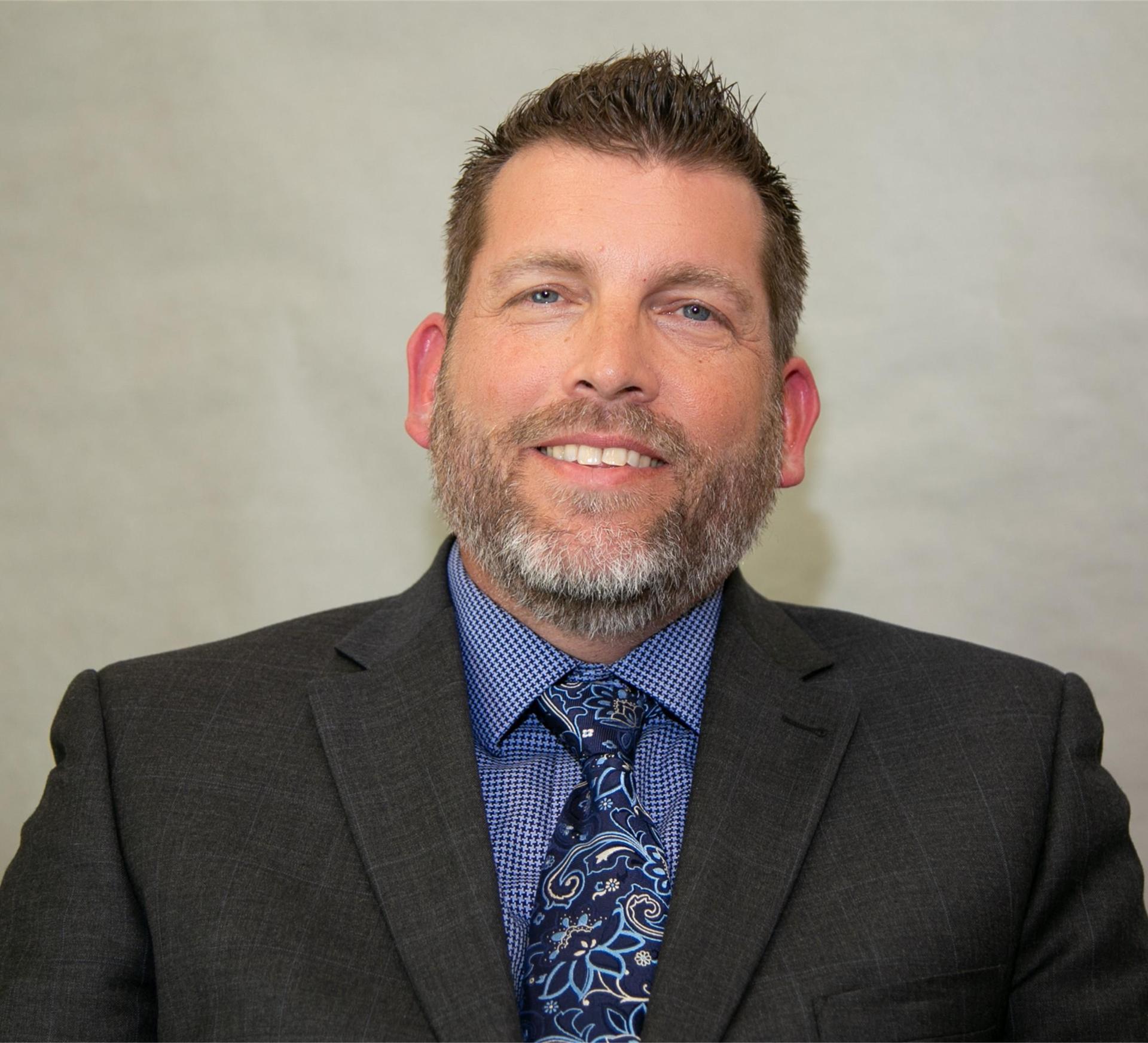 College and Career Director Jon Black