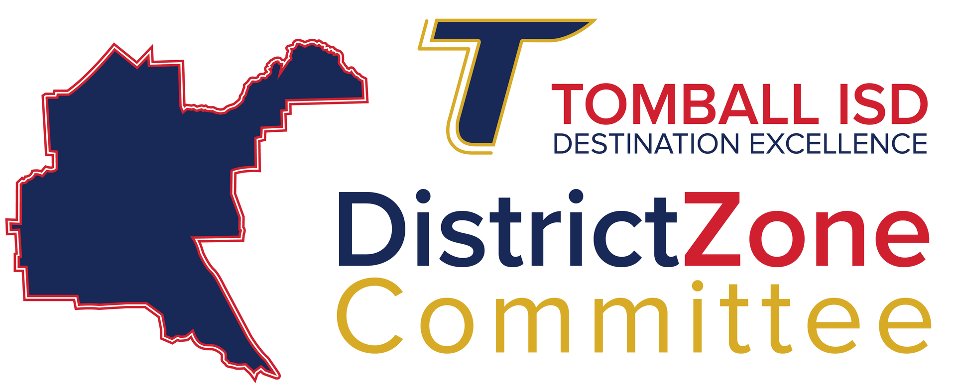 District Zone Committee graphic