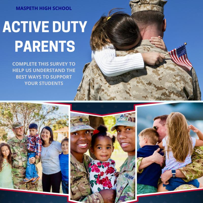 Active Duty Parents