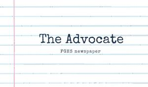 The Advocate FGHS Student Newspaper Image