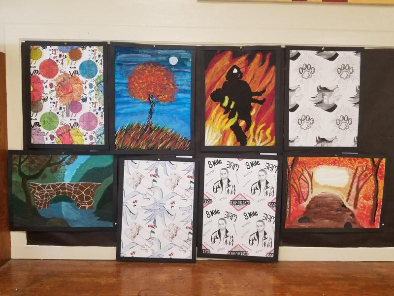 Stanly Academy Art in the Celebration of the Arts Show Featured Photo