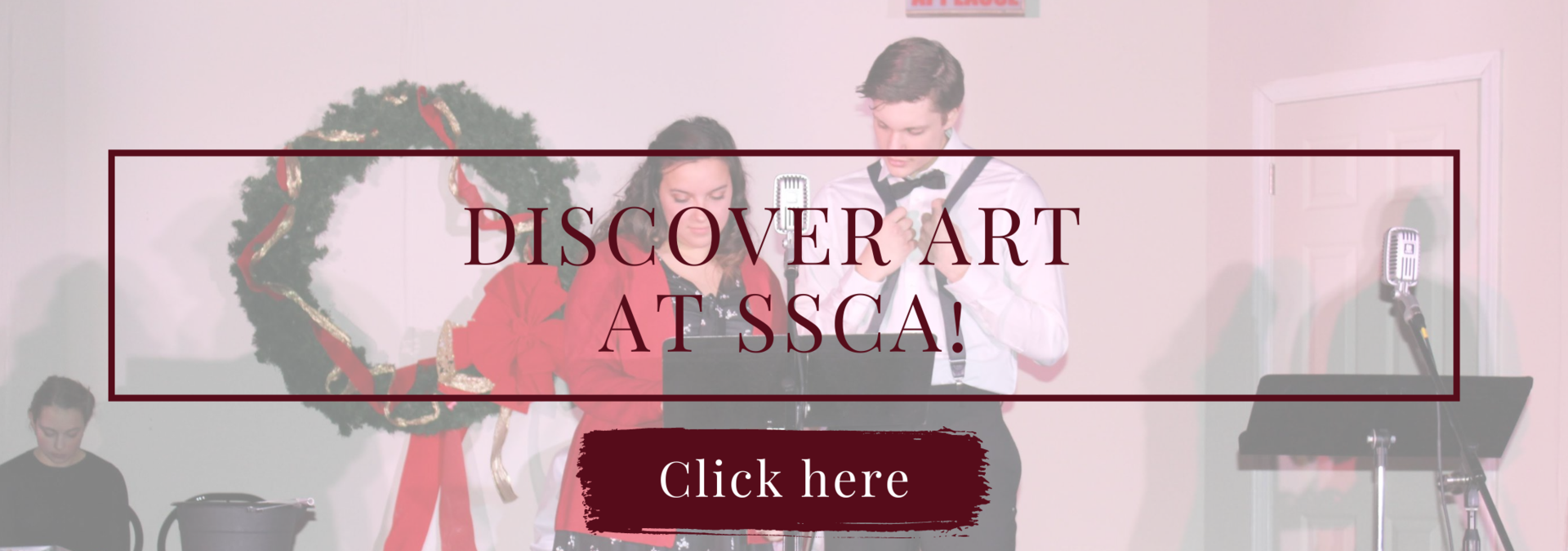 Discover art at SSCA!