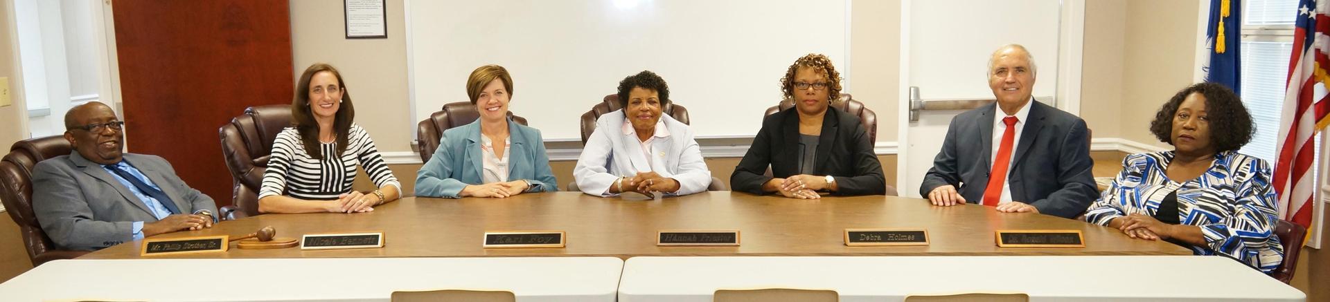 2019 - 2020 School Board