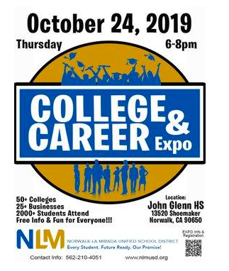 College Expo October 24th Featured Photo