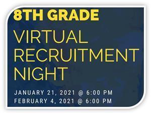 Classen SAS @ NE Virtual Parent Event for Current 8th Grade Families Featured Photo