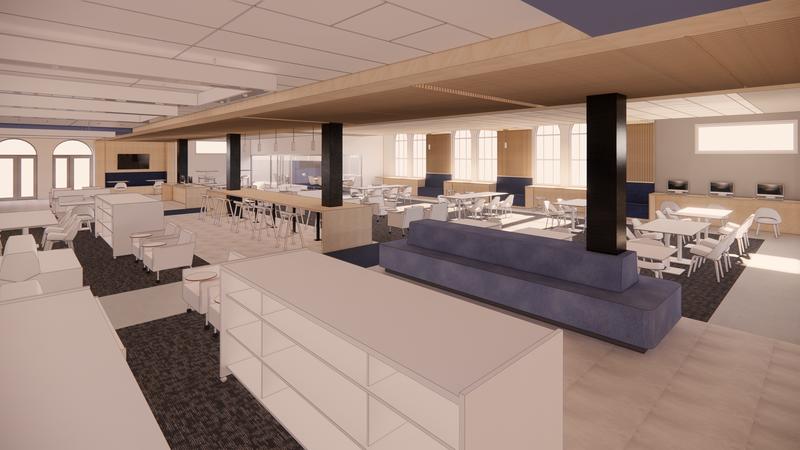 El Segundo High School Library Modernization Promotes Collaboration, Sense of Community Featured Photo