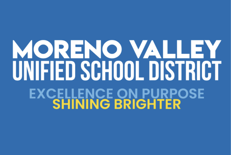 moreno valley unified