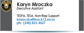 Karyn Mroczka contact information