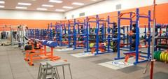 Armstrong Junior Senior High School Weight Room