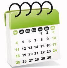 Calendario detallado de Actividades de Secundaria 2018-2019 Featured Photo