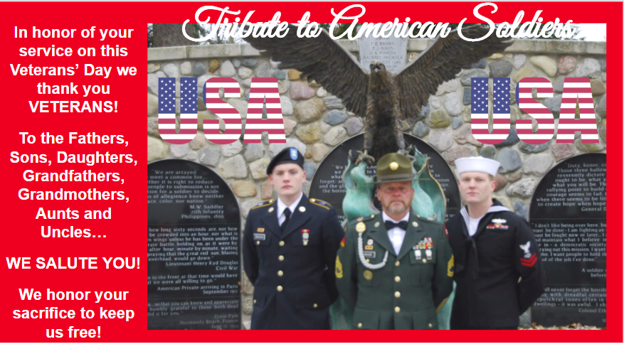 Tribute to American Soldiers