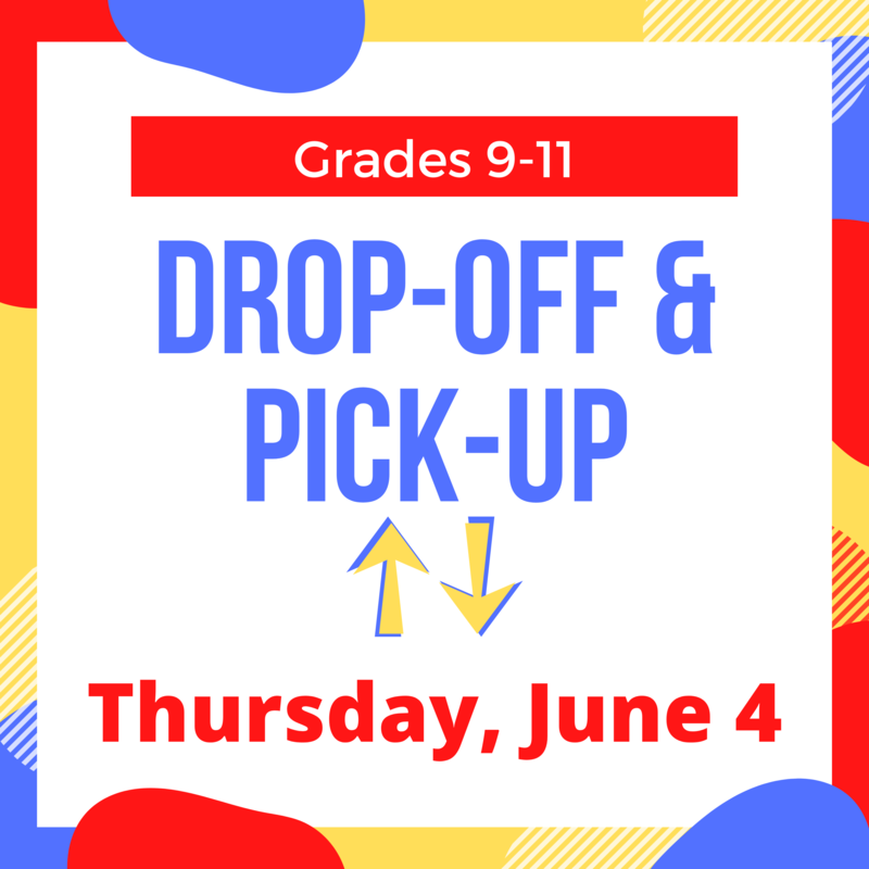 Drop-Off & Pick-Up