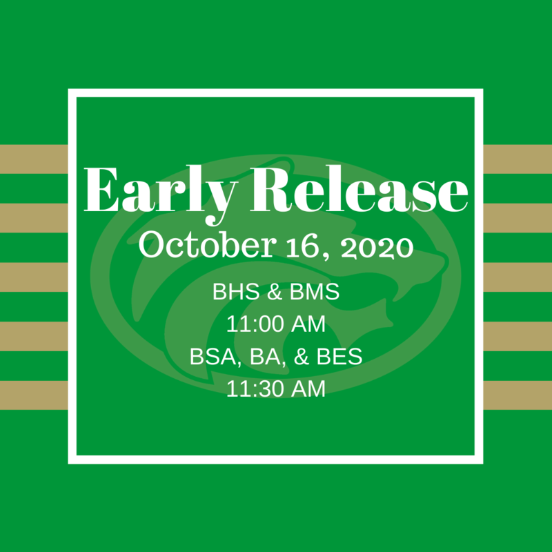 October 2020 Early Release