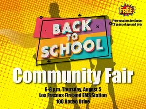 Community Fair