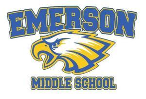 Emerson Middle School logo