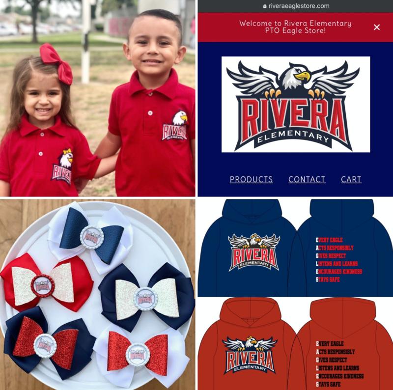 Rivera Online Store!