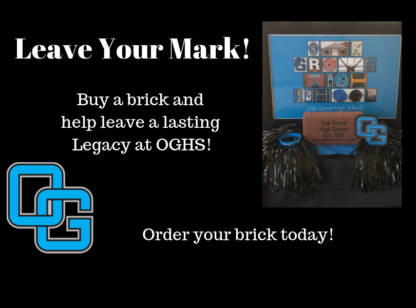 Buy a Brick and help leave a lasting legacy