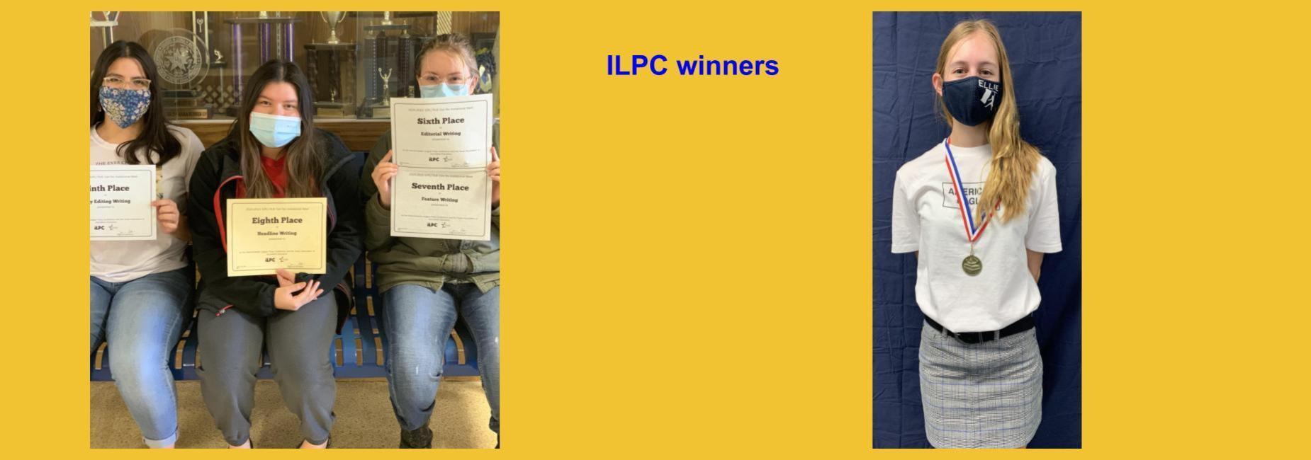 ILPC winners